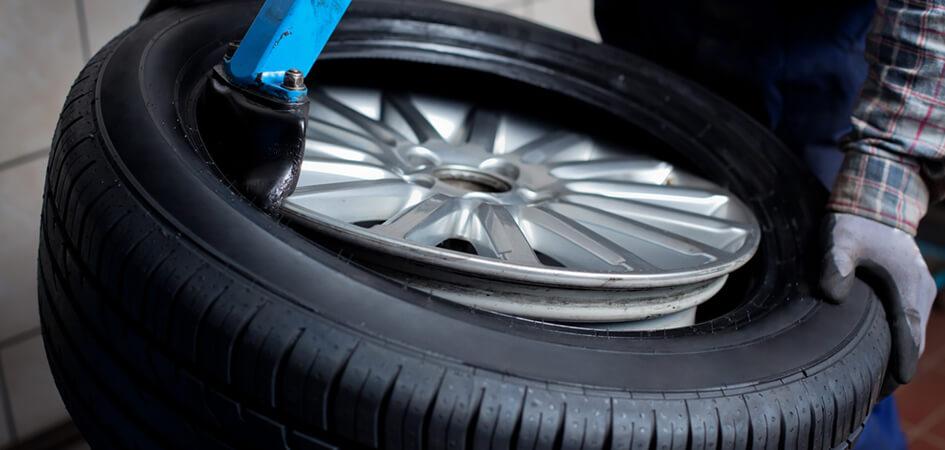 Repair Tyres