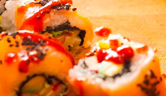 Tips to Enjoy an Unlimited Sushi Buffet